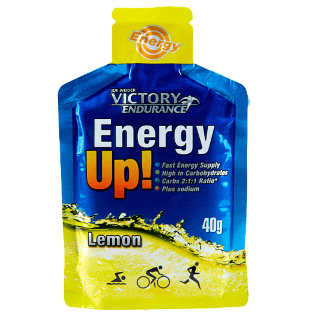 Gel Victory Endurance Energy Up Limón