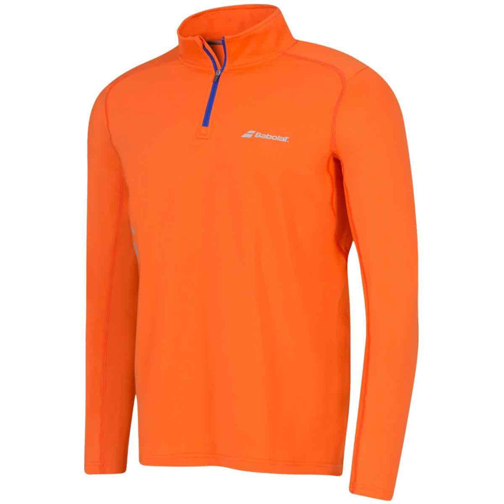 Camiseta Babolat Manga Larga Core 1/2 Zip