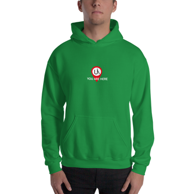 LOCATION Hooded Sweatshirt