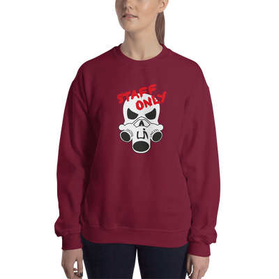 STAFF ONLY Graphic Sweatshirt