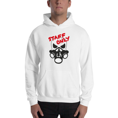 STAFF ONLY Graphic Hoodie
