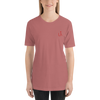 UNIISS Logo Embroidered T-Shirt
