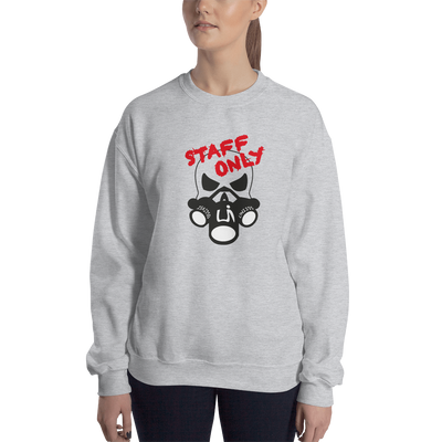 STAFF ONLY Graphic Sweater