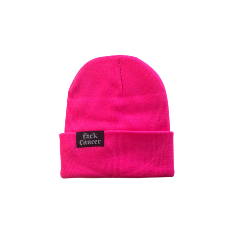 Breast Cancer Supporter Beanie