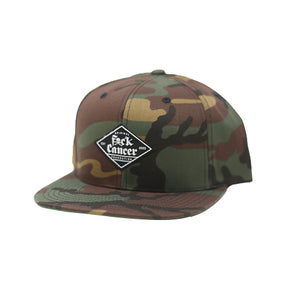 New! Diamond Camo Snapback