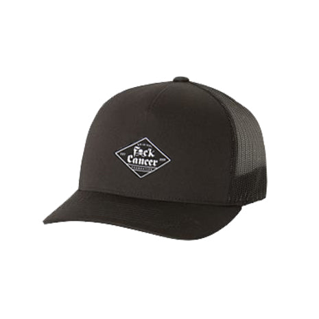 Diamond Logo Trucker