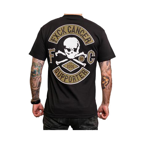 Black Gold Supporters Tee