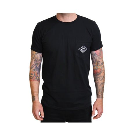 New! Diamond Logo Pocket Tee