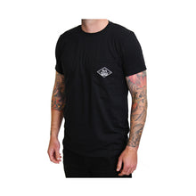 Load image into Gallery viewer, New! Diamond Logo Pocket Tee