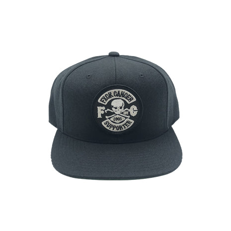 Supporter Patch Hat