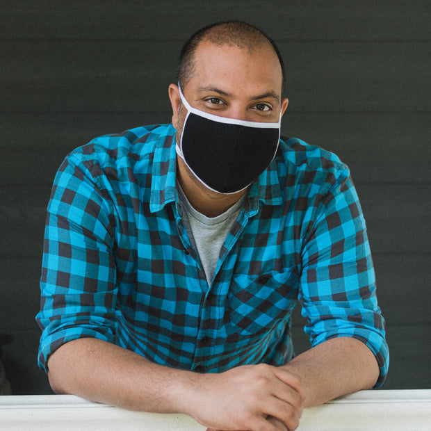 Single Adult Fabric Masks
