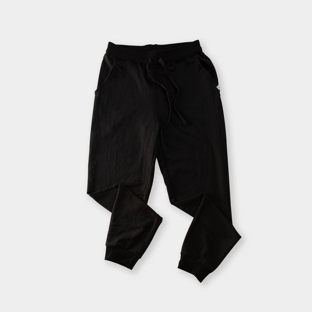 Classic Jogger in Black