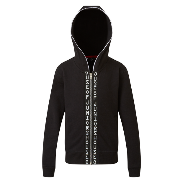 ULTIMATE BLACK HOODIE - houseofjrs