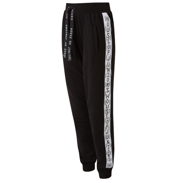 ULTIMATE BLACK JOGGERS - houseofjrs
