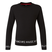 ULTIMATE BLACK LONG SLEEVED - houseofjrs
