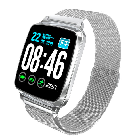 Waterproof & Sweatproof Fitness Smart Watch