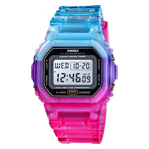 [Reduced $20 Now] Jellyjelly Digital Watch