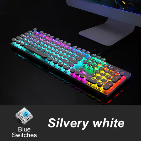 N-key Rollover Mechanical Keyboard