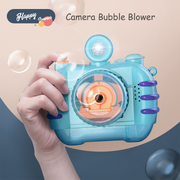 Camera Bubble Blower