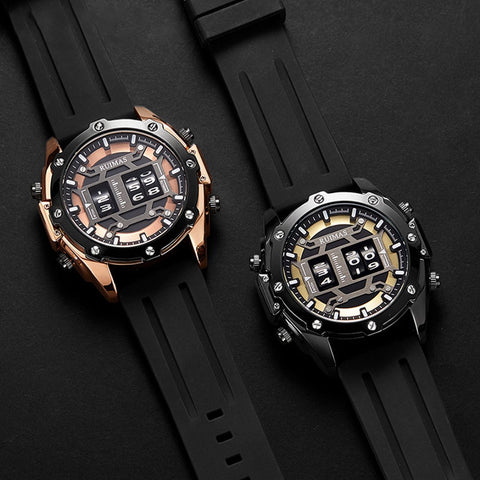 Duo Rolling Dial Watch