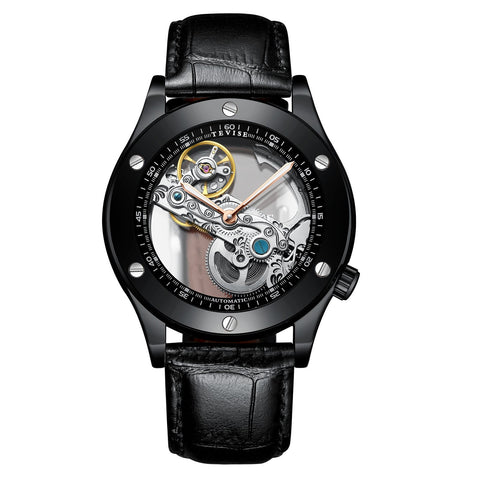 Sea Trench Skeleton Luxury Watch