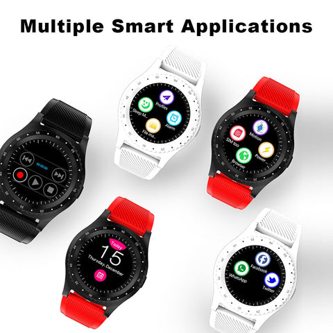 LED Luxury Smart Watch