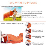 Inflatable Sleep Pad