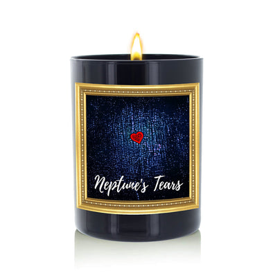 Neptunes Tears Candle by The Heart Division