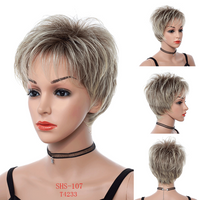 Fashion wig temperament female wig short popular wigs wig