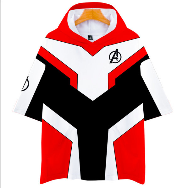 Avengers 4 Sweatshirt Avengers Endgame Final Battle Quantum Warrior 3d Baseball Suit