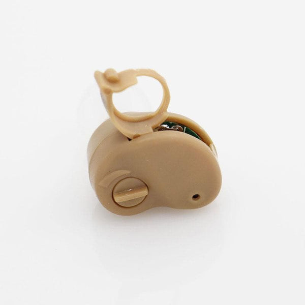 Hearing Aid Mini Ultra Small Invisible Sound Amplifier BTE Hearing Aid