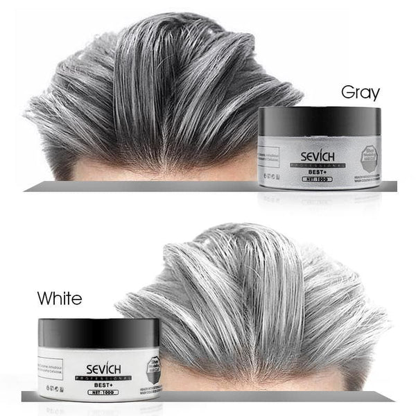 Hair paint color wax hair dye permanent hair colors cream unisex Hair Color