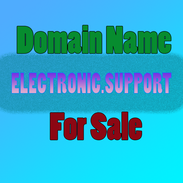 Electronic.Support Domains