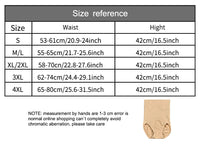 Womens high waist tummy shape control pantie briefs underwear.