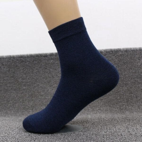 Hot 1 Pair Large Size Tube Socks for Foot Discomfort Diabetic Feet Edema Swelling IE998 - Briskeys Deals
