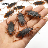 Fake Cockroach Flies Halloween Decoration Joke Halloween