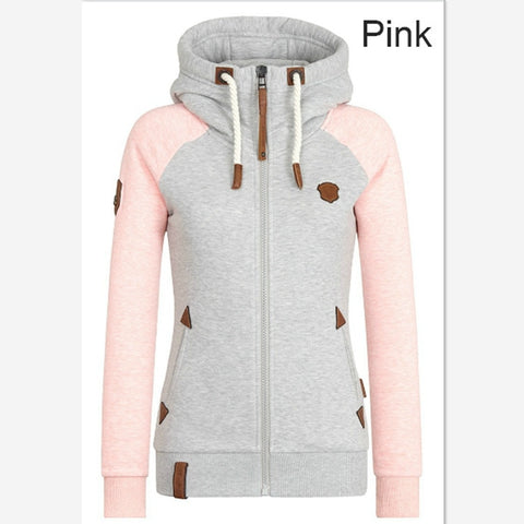 Winter jacket all sizes plus size fleece coat womens fashion
