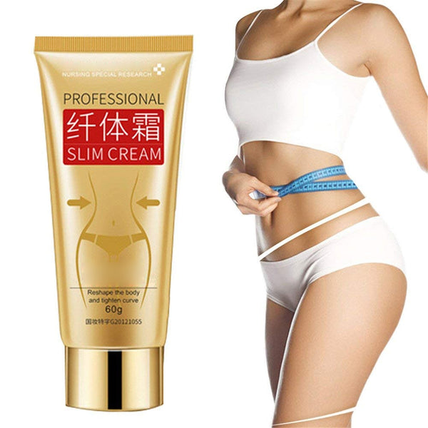 Cellulite Removal Fat Burning Skin Care Body Cream.