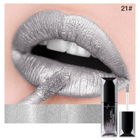 Matte liquid lipstick waterproof 21 color sexy fashion woman