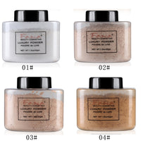 Banana Loose Powder Oil Control Long Lasting Face Makeup Highlighter Mineral Smooth Translucent