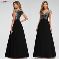 Sparkle Evening Dresses Long Ever Pretty Formal Dresses 2020
