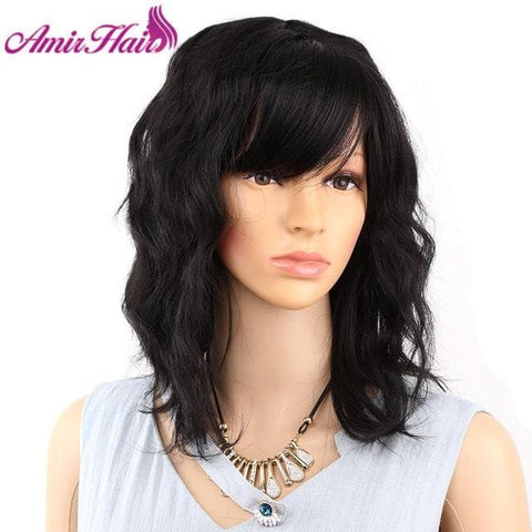 Women Medium Length Heat Resistant Cosplay Wigs - briskeys-deals
