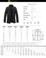 Leather Jacket Men With Washed Motorcycle Standing Collar Jackets, Leather Jackets, Mens, Mens Jackets