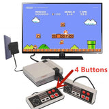 Old school Console Nintendo Classic games build into the system NES - briskeys-deals