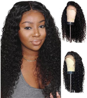 Beautiful wigs for black women stylish luminous real human hair wigs - briskeys-deals