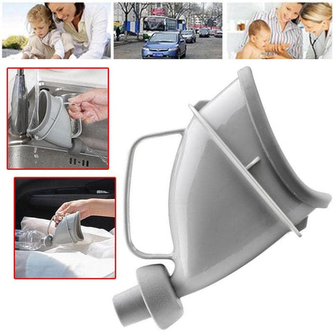 Emergency portable mobile standing urinal for men and women - briskeys-deals