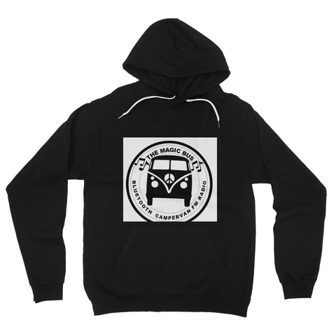 The Magic Bus  Fleece Pullover Hoodie