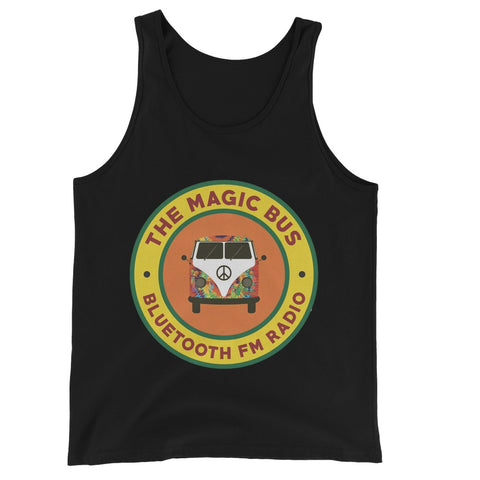 The Magic Bus 2nd go Unisex Jersey Tank Top