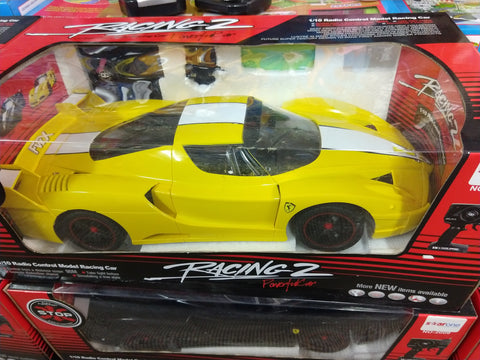 Remote control sports cars 3 colours