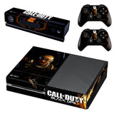 Call of Duty Black OPS 4 Skin Sticker Decal For Xbox One Console and Kinect and 2 Controllers For Xbox One Skin Sticker Vinyl